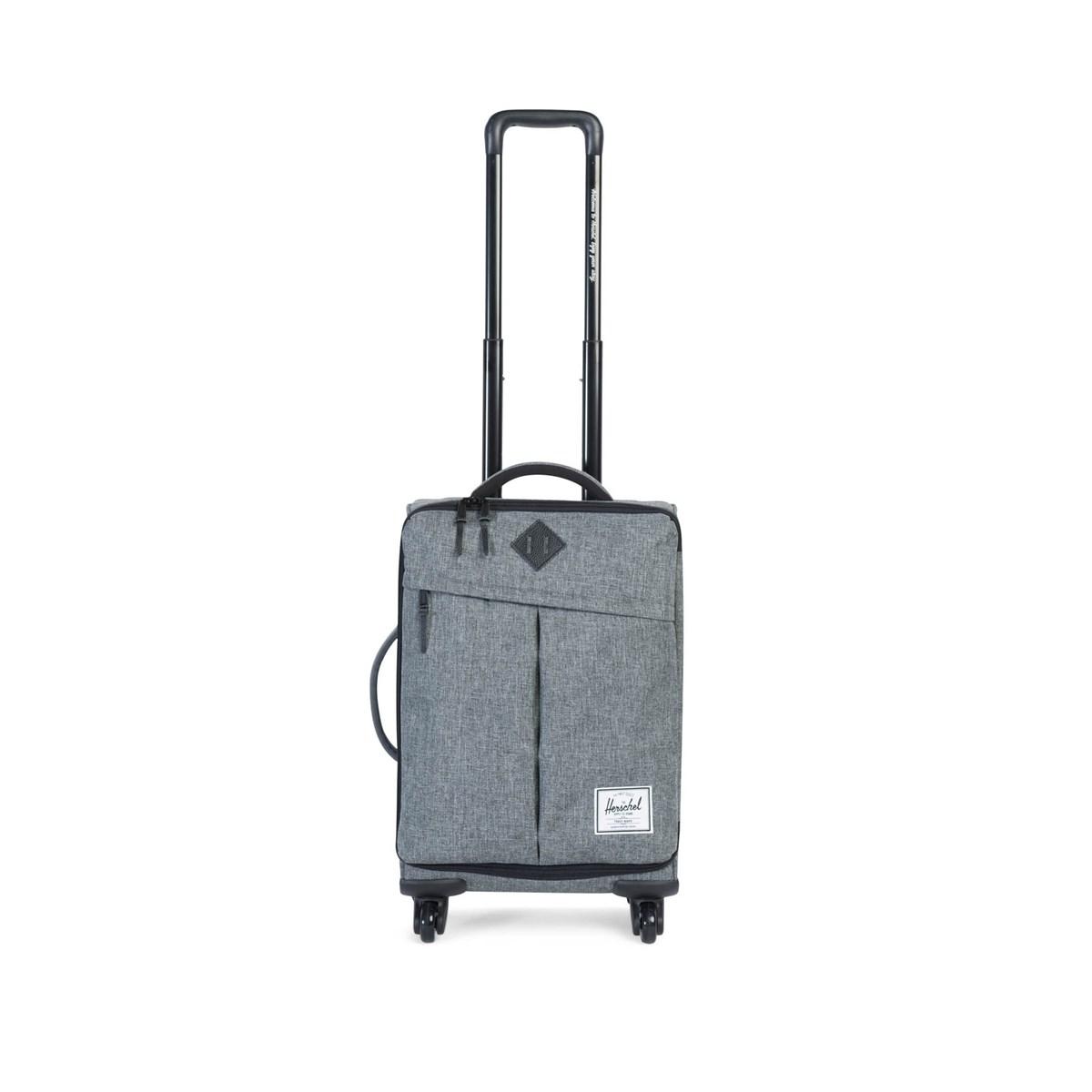 Highland Dark Grey Carry-On Luggage
