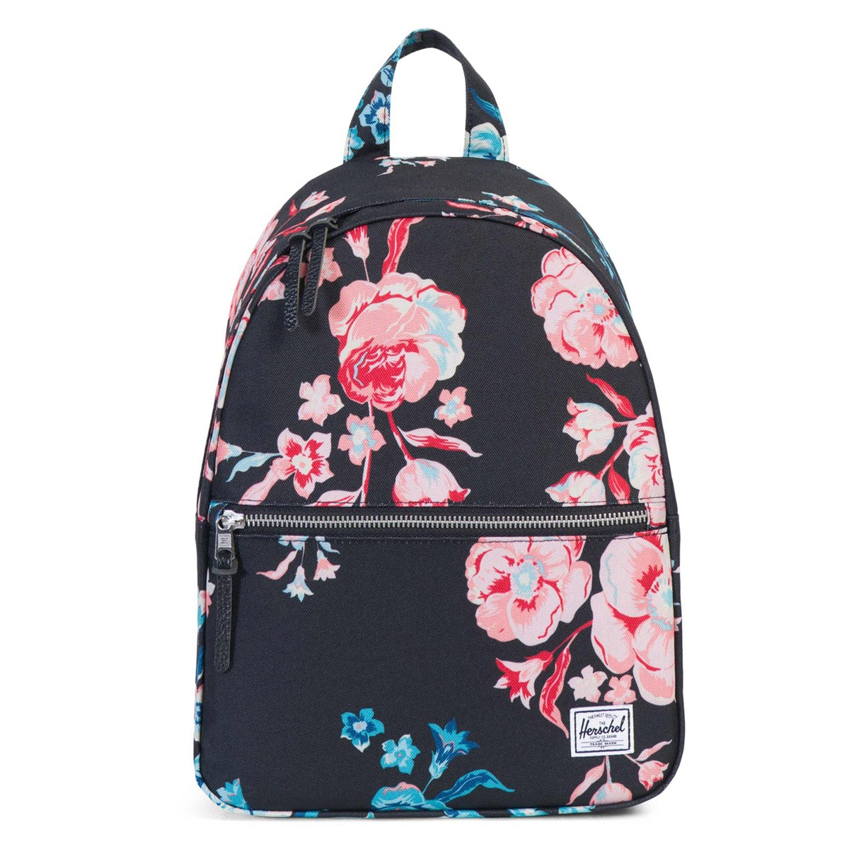 84f3bad90aac Women s Town Black Floral Backpack