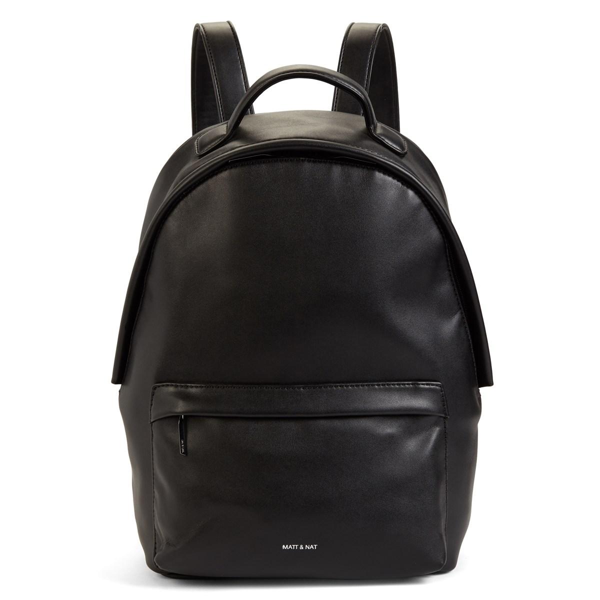 Munich Black Backpack