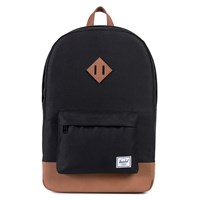 Heritage Black Backpack