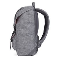 Little America Dark Backpack in Grey
