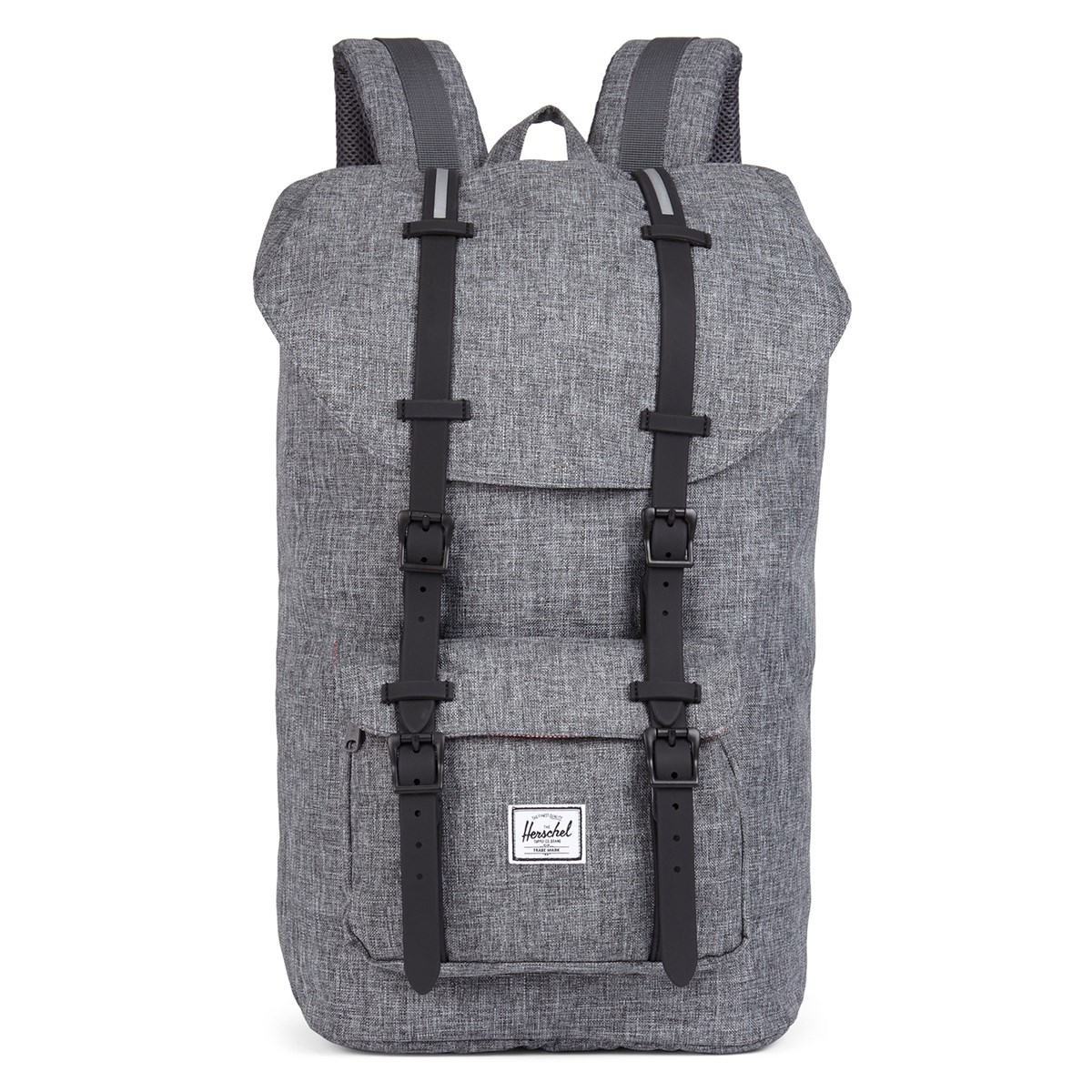 Little America Dark Grey Backpack
