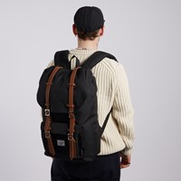 Little America Backpack in Black