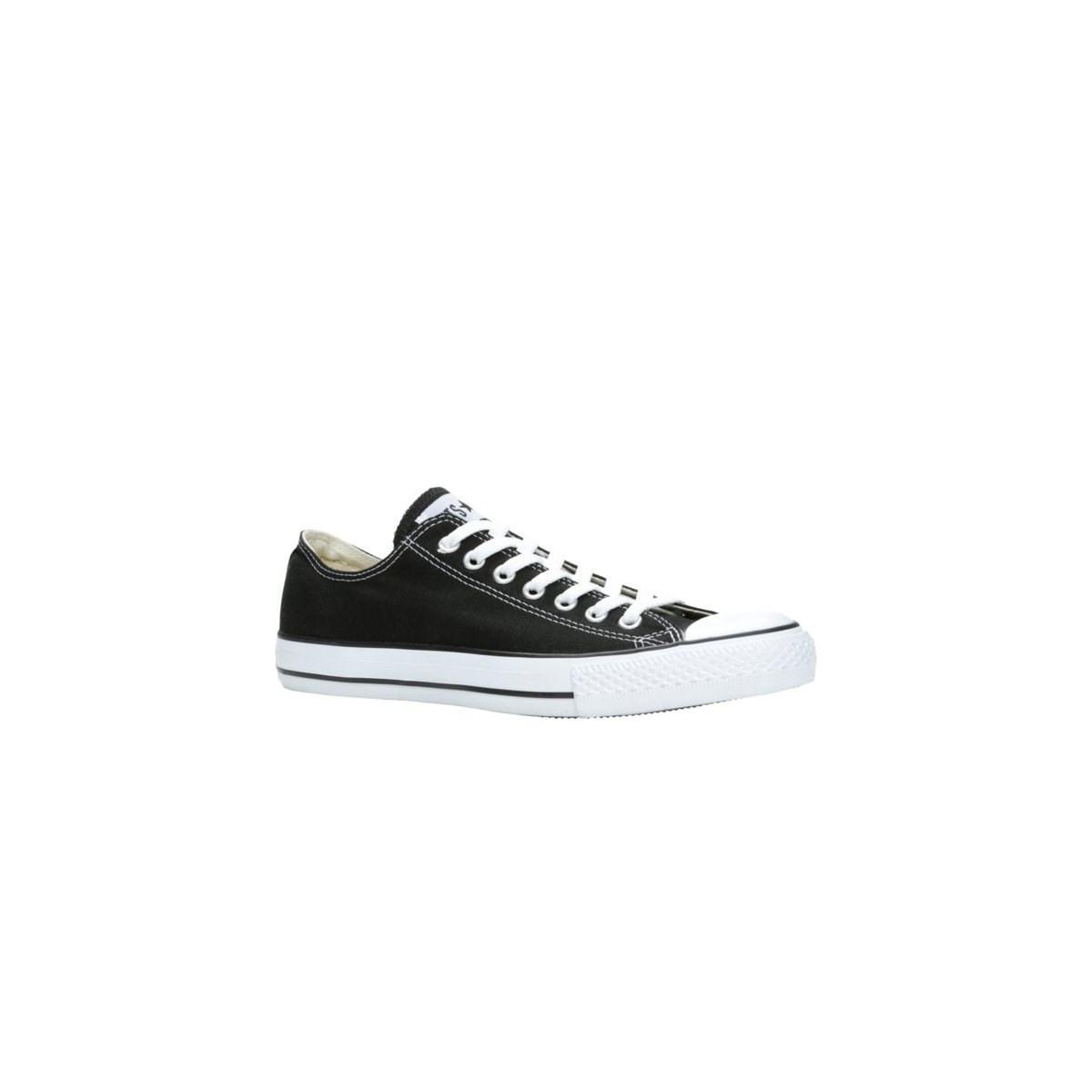Men's Chuck Taylor Classic Low Sneaker in Black