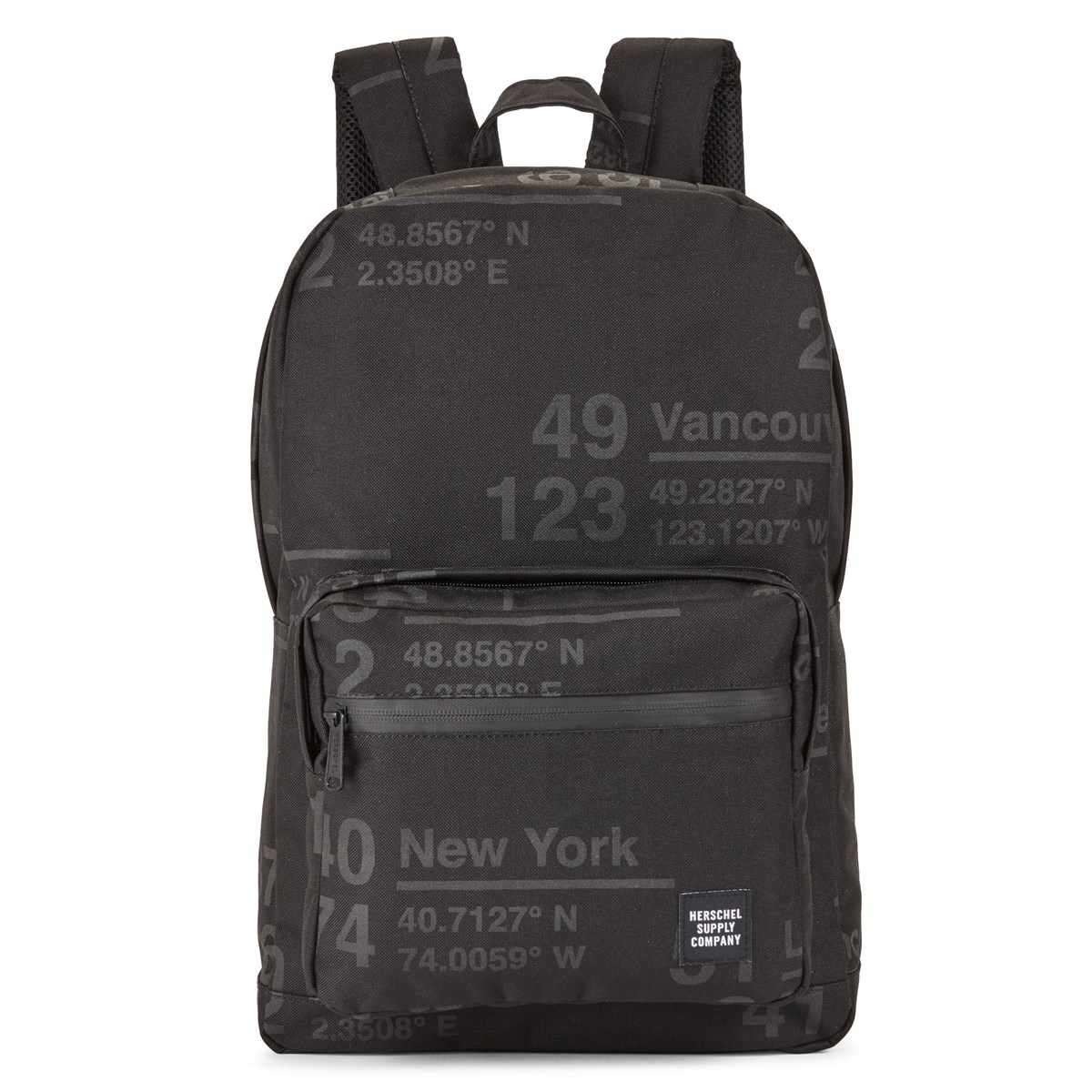 d3b9d4068e Pop Quiz Backpack in Black Print. Previous. default view · ALT1 · ALT2