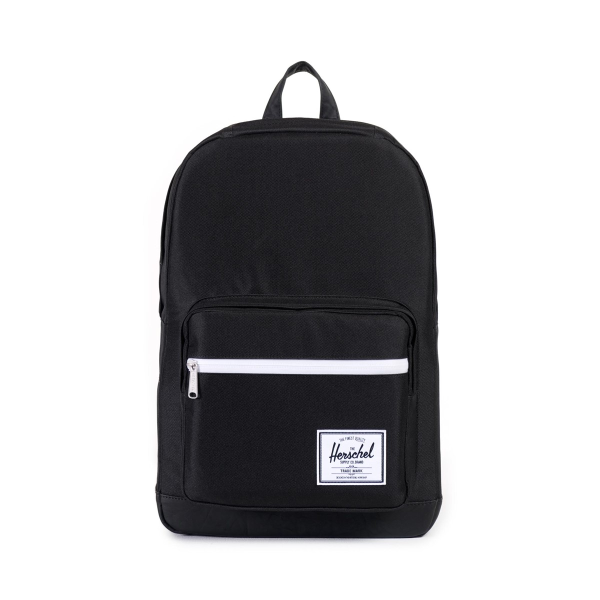 Pop Quiz Backpack in Black Synthetic
