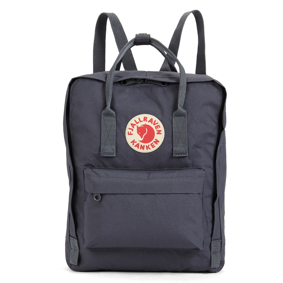 Kanken Backpack in Dark Grey