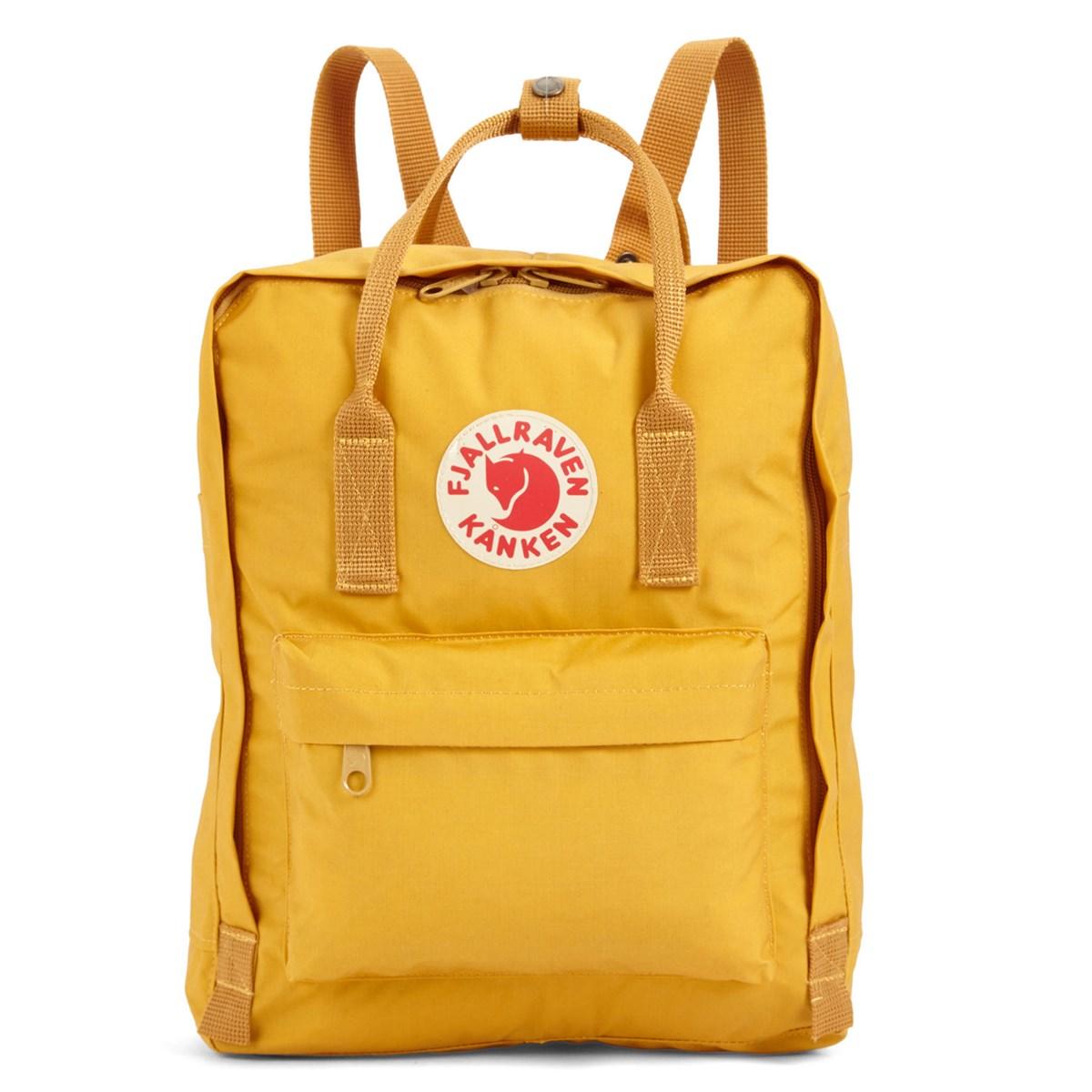 Kanken Backpack in Yellow