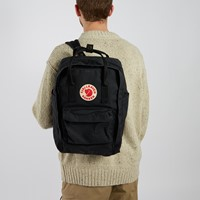 Kanken Backpack in Black