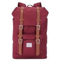 Little America Mid Volume Backpack in Bordeaux