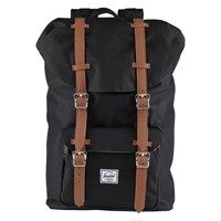 Little America Mid Volume Backpack in Black