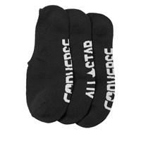 3 paires de socquettes noires