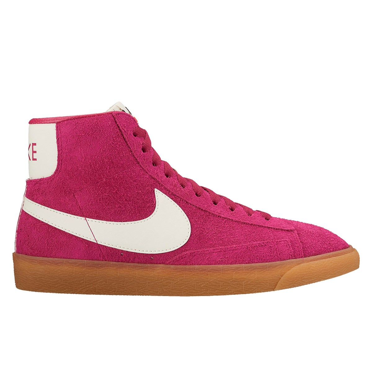 online store aa6d8 c74e1 Women's Blazer Mid Suede Vintage Pink Sneaker. Previous. default view; ALT1