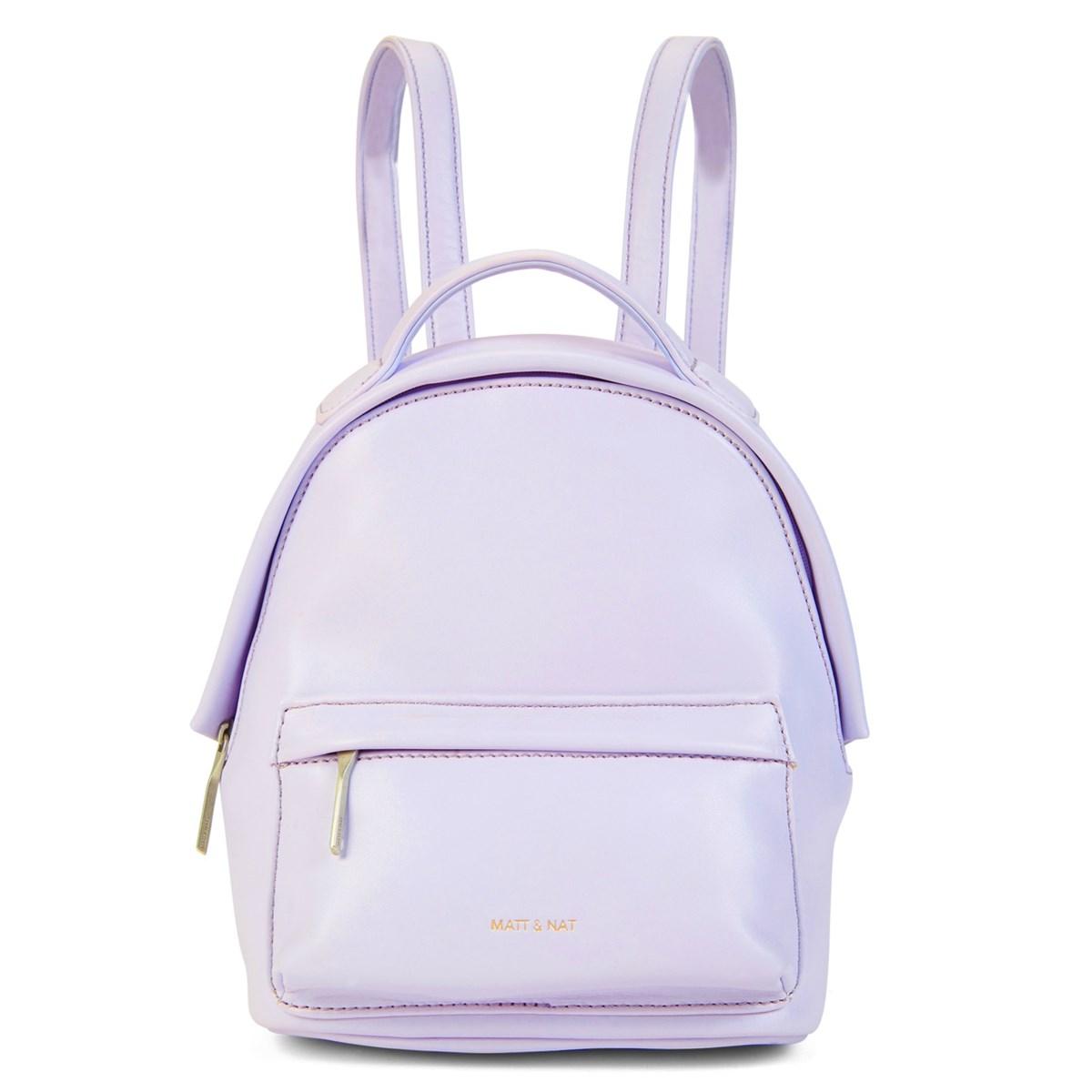 c2bd8cb9b99e Vegan Munich Mini Purple Backpack. Previous. default view  ALT1  ALT2