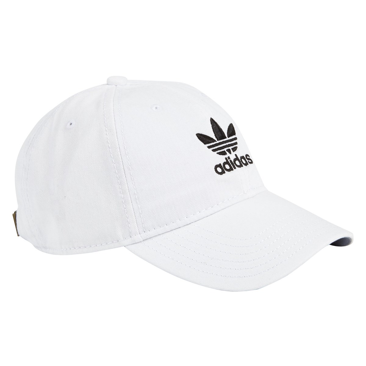 Originals Relaxed White Cap