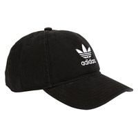 Originals Relaxed Cap in Black