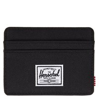 Charlie Wallet in Black