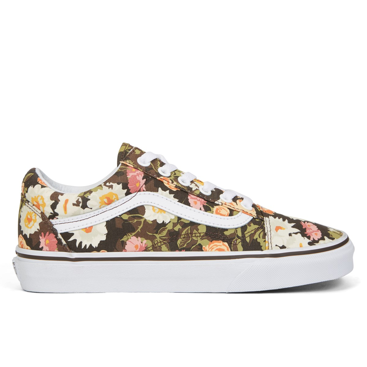 4d1cdcc09ae43 Women's Old Skool Floral Print Sneaker. Previous. default view; ALT1; ALT2