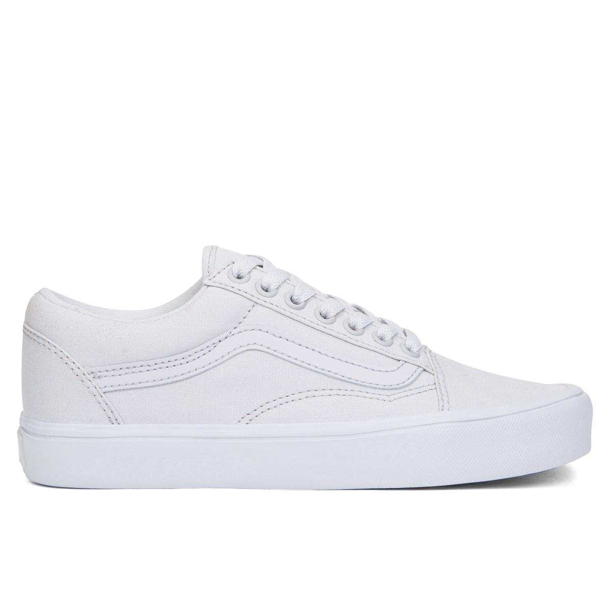 Women s Old Skool Lite Grey Sneaker  d71f7da349