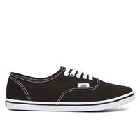Women's Authentic Lo Pro Black Sneaker