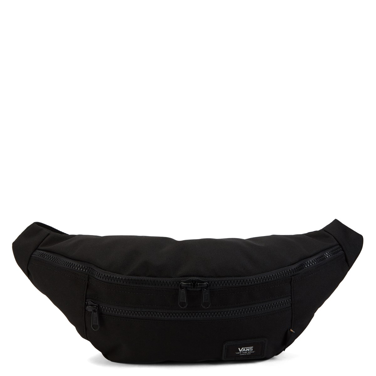 Ward Cross Fanny Pack in Black