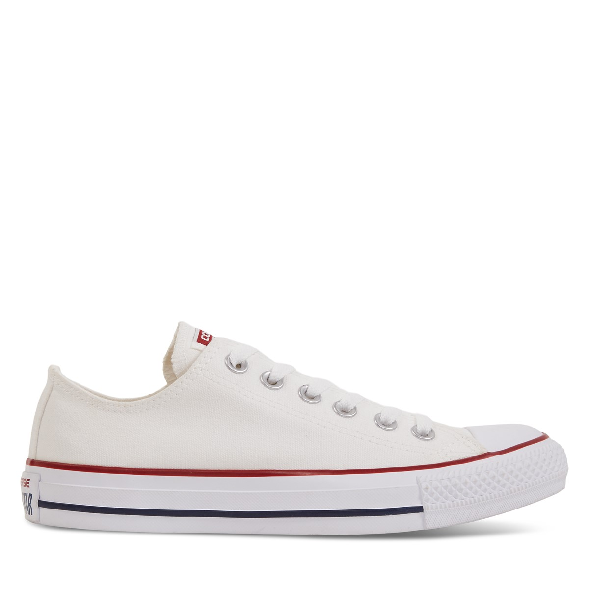 Women's Chuck Taylor All Star Low Top Sneakers in White