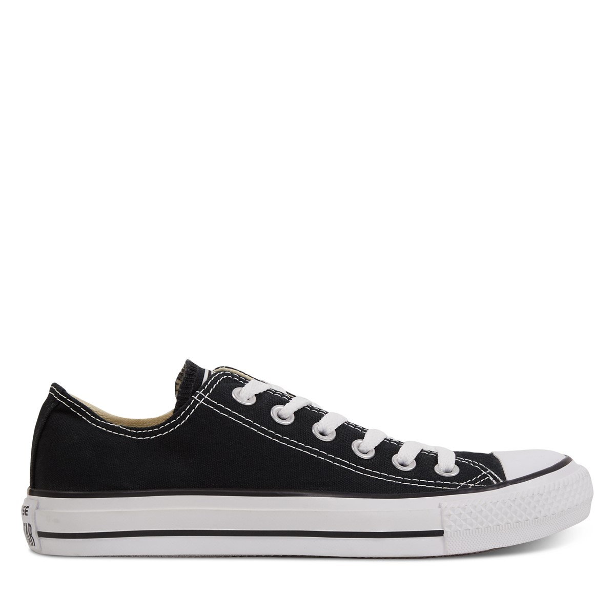 Women's Chuck Taylor Core OX Sneakers in Black