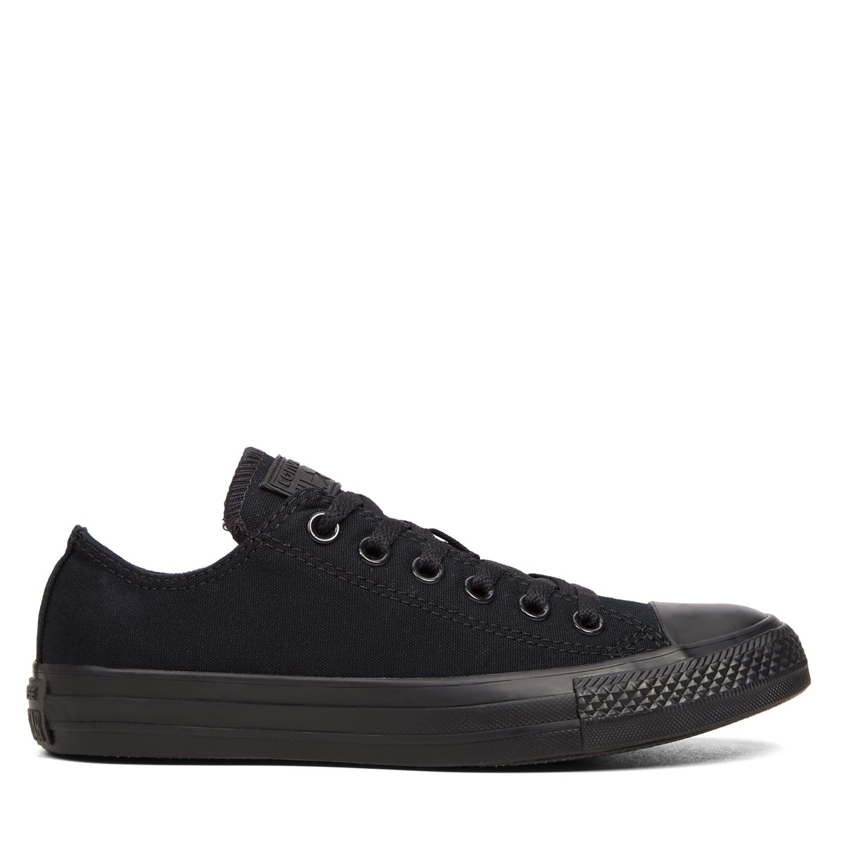 Women's Chuck Taylor All Star Low Top Sneakers in Black
