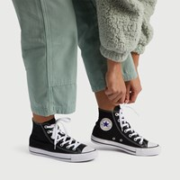Women's Chuck Taylor All Star High Top Sneakers in Black