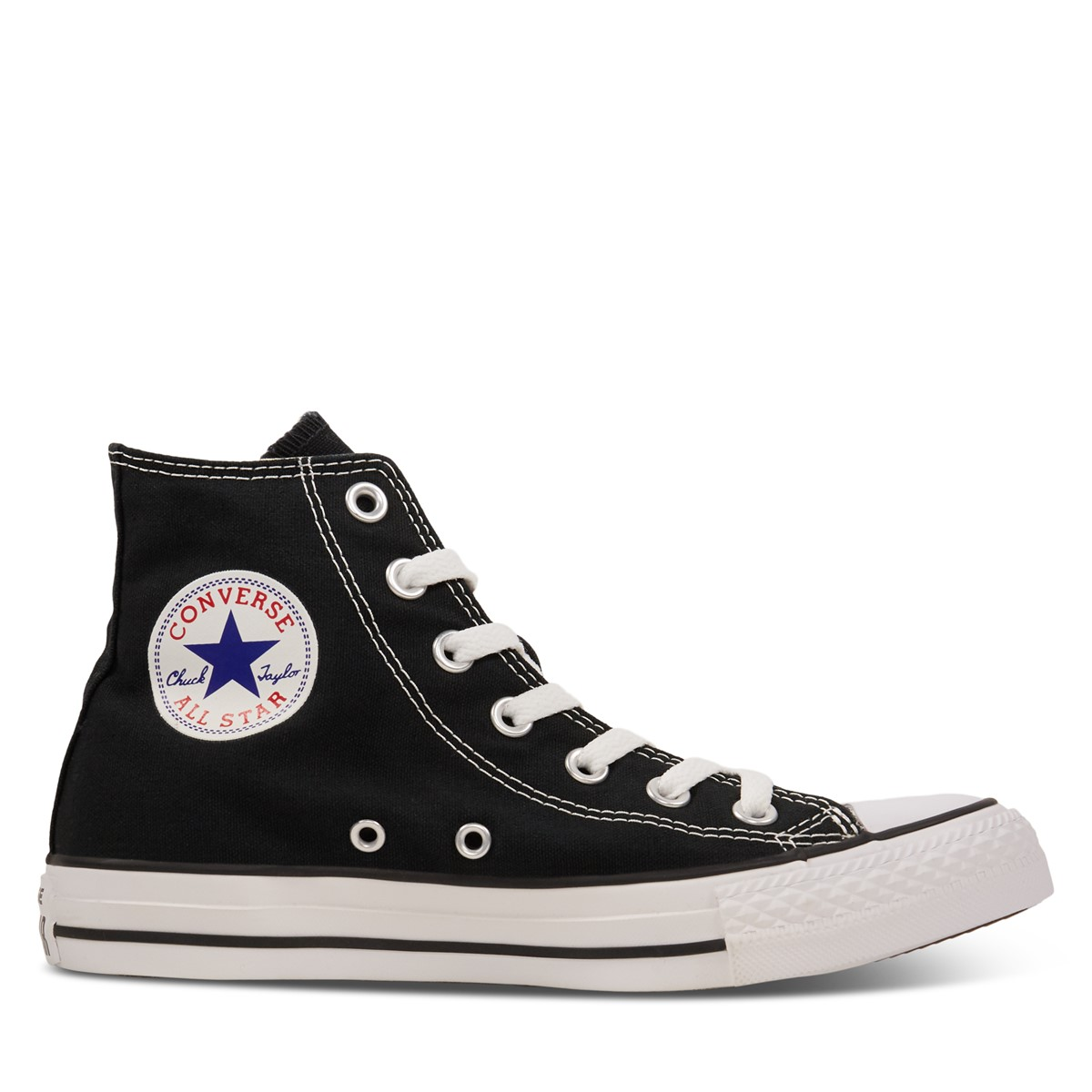 Women's Chuck Taylor Core Hi-Top Black Sneakers