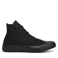 Women's Chuck Taylor Core Hi-Top Midnight Black Sneaker