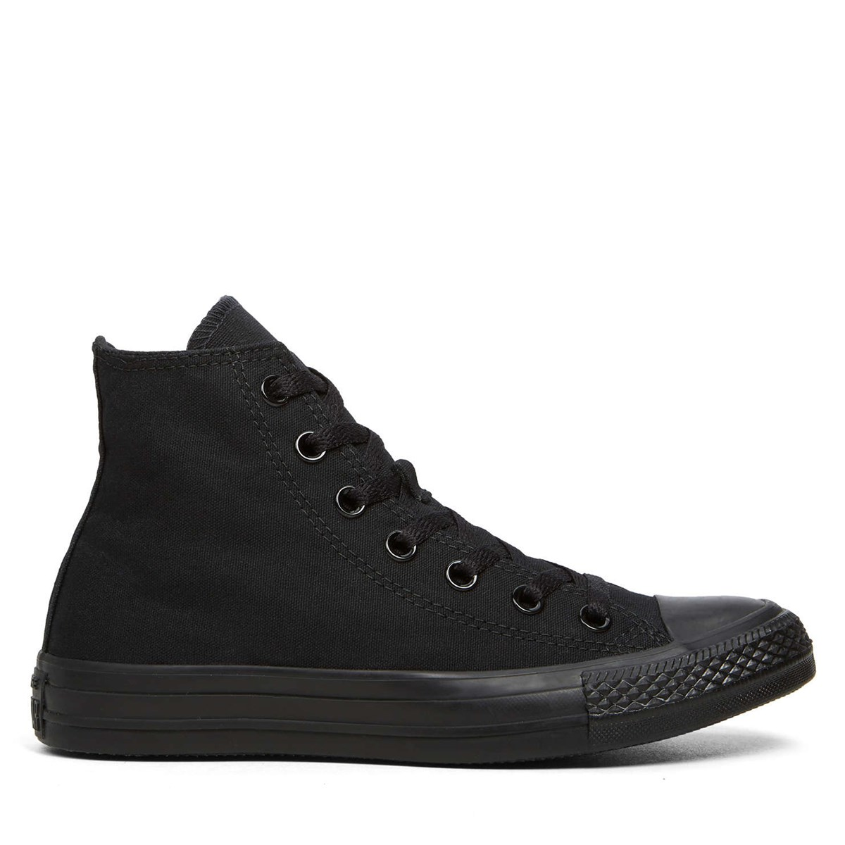 Women's  Chuck Taylor All Star Mono High Top Sneakers in Black