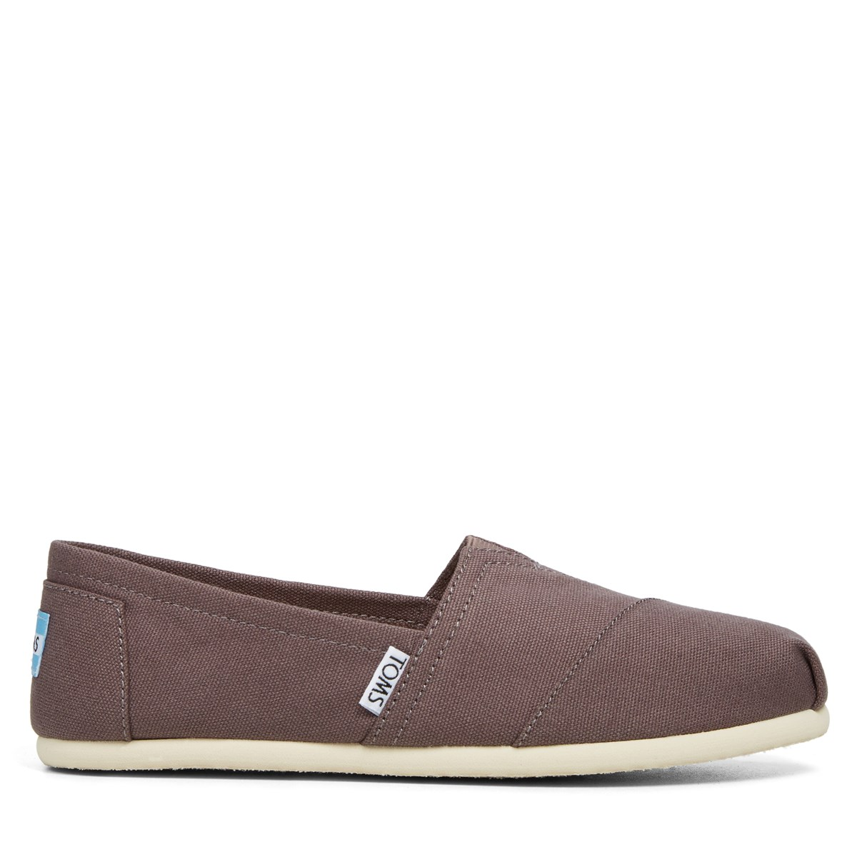 Women's Classic Dark Grey Slip-On