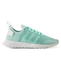 Women's Flashback Primeknit Green Sneakers