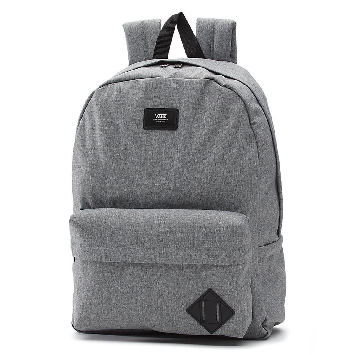 Old Skool Grey Backpack