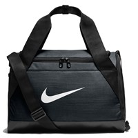 Brasilia Black Duffel Bag