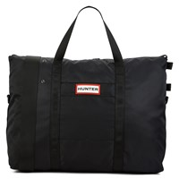 Original Nylon Weekender Black Tote Bag