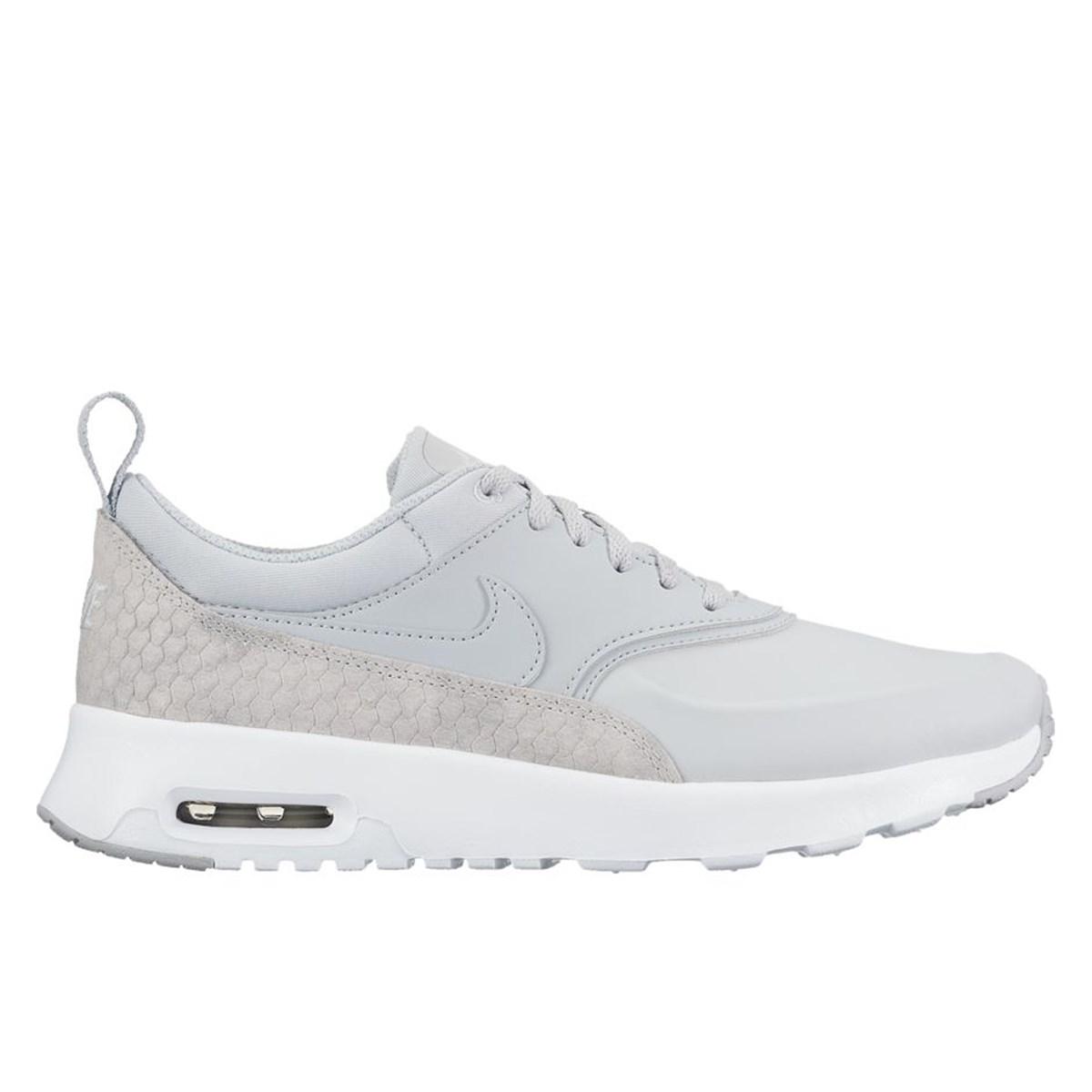 Women's Air Max Thea Premium Platinum Sneaker