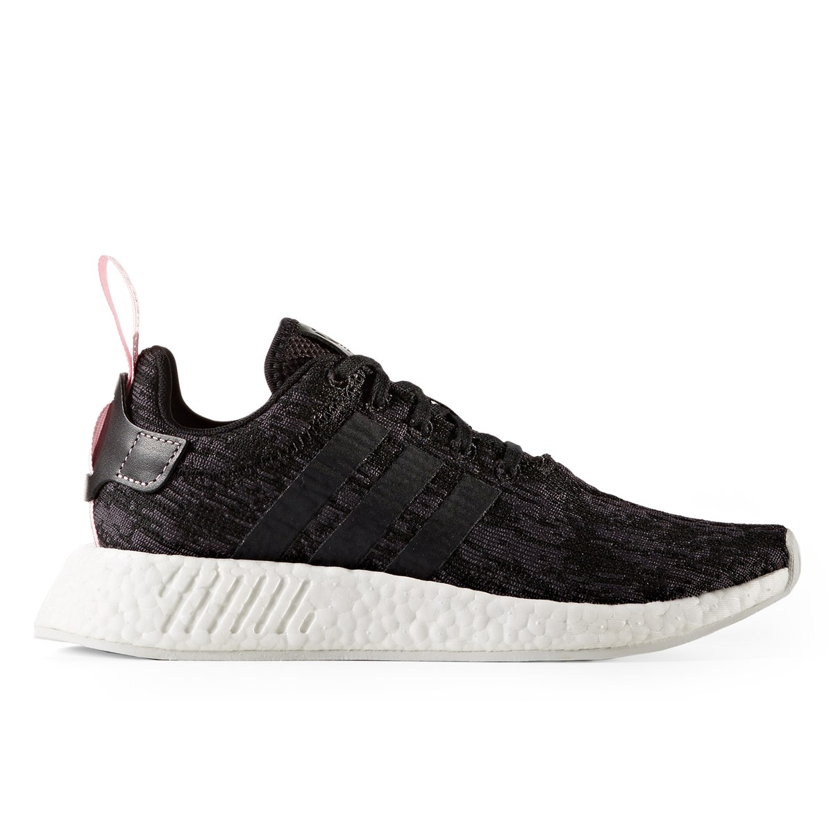 8772c24520e69 Women s NMD R2 Core Black   Wonder Pink Sneaker. Previous. default view   ALT1  ALT4