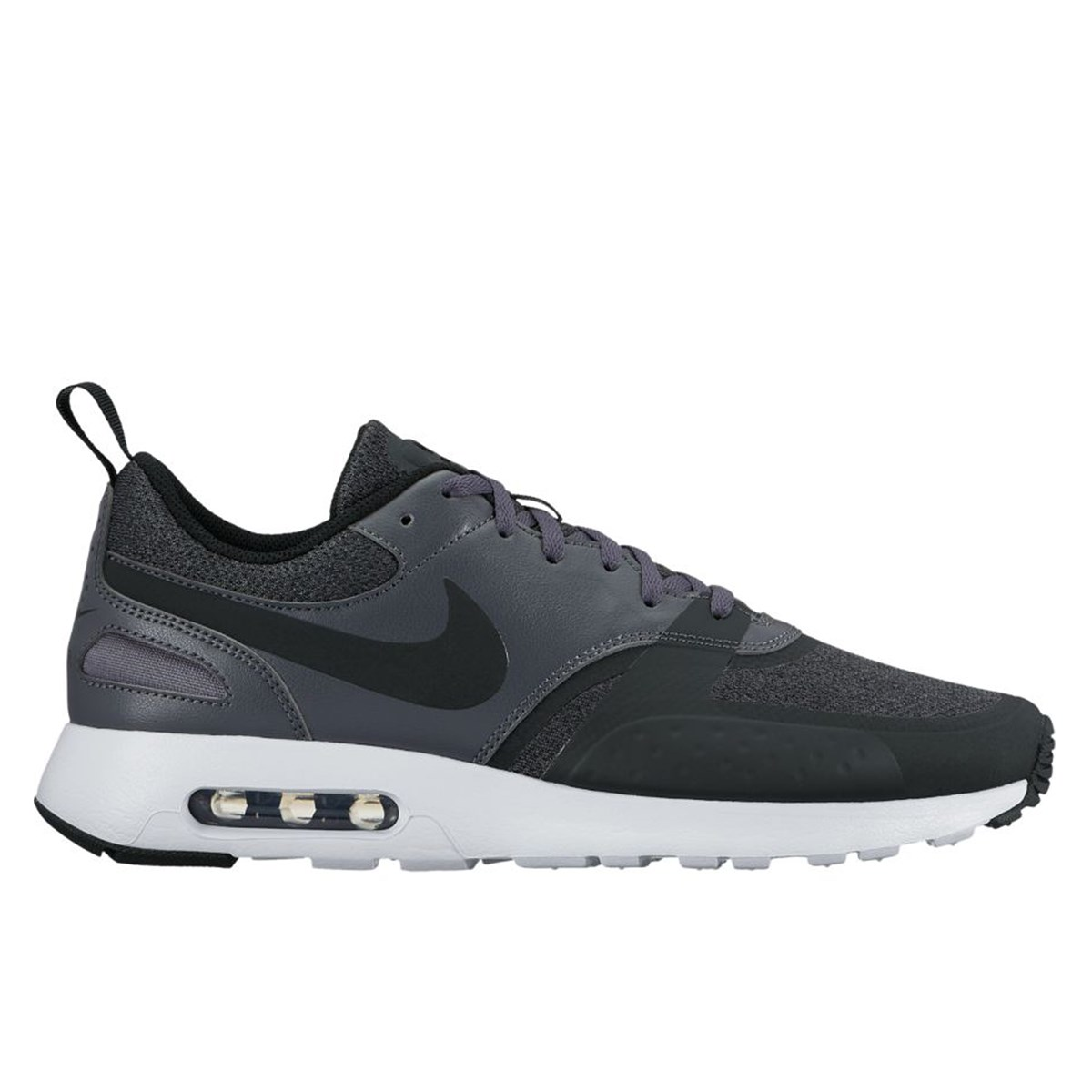 release date af5ab 9487b MC   Men s Air Max Vision SE Anthracite Black Sneaker   Little Burgundy
