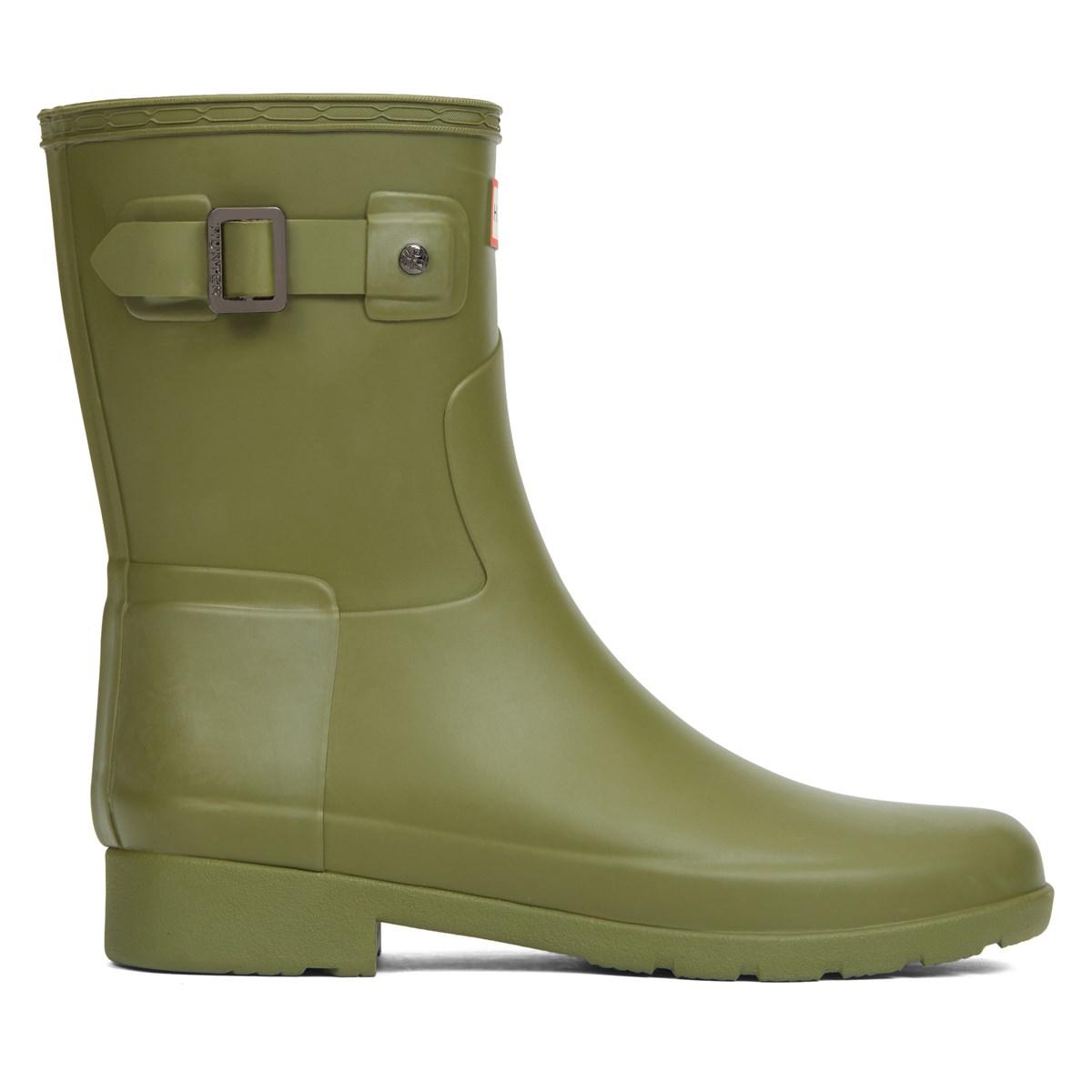 Women's Original Refined Short Atlas Green Boot
