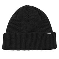 Acacia Beanie in Black