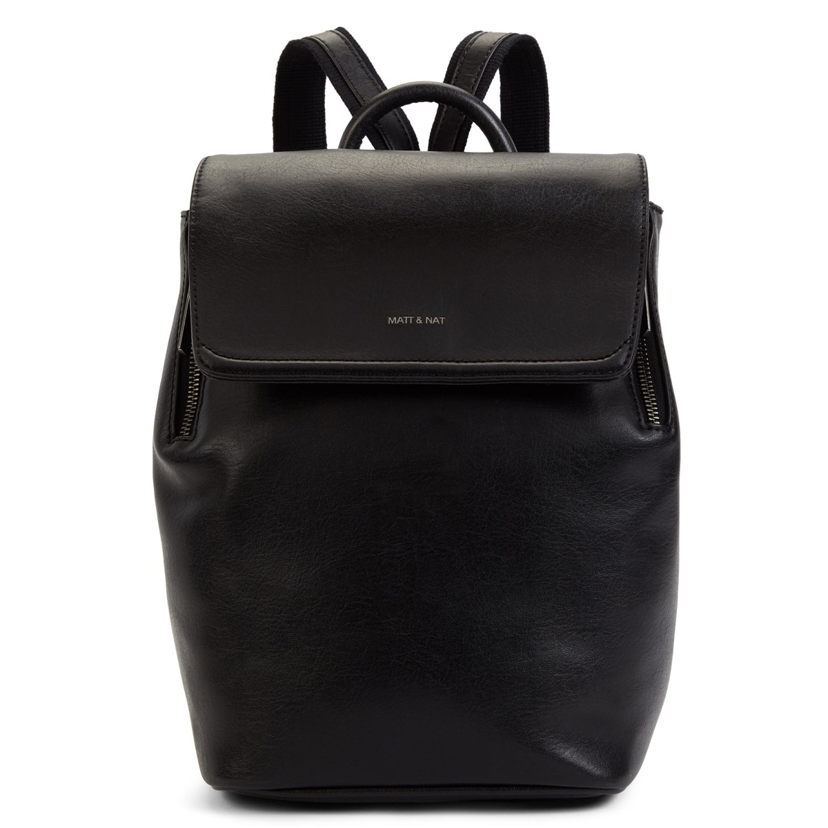 Fabi Mini Black Backpack