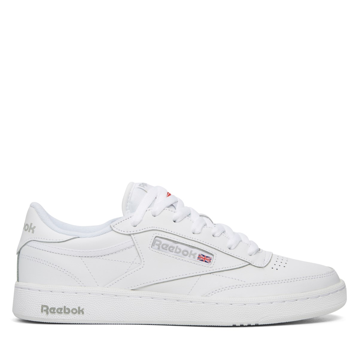 Women's Club C 85 Sneaker in White