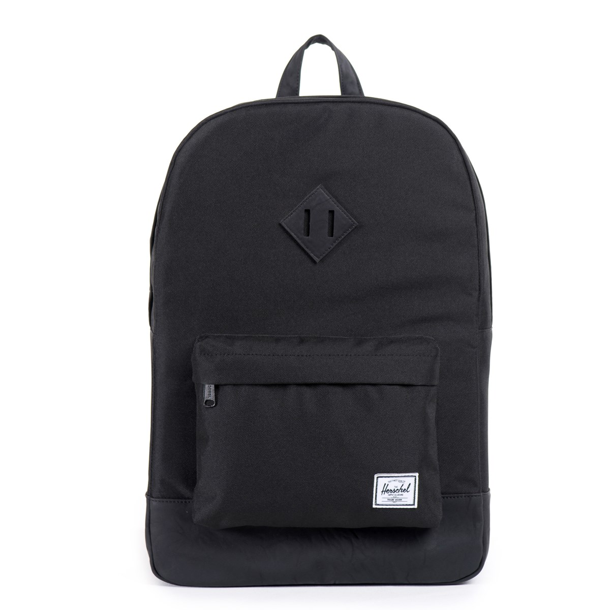 Heritage Backpack in Black