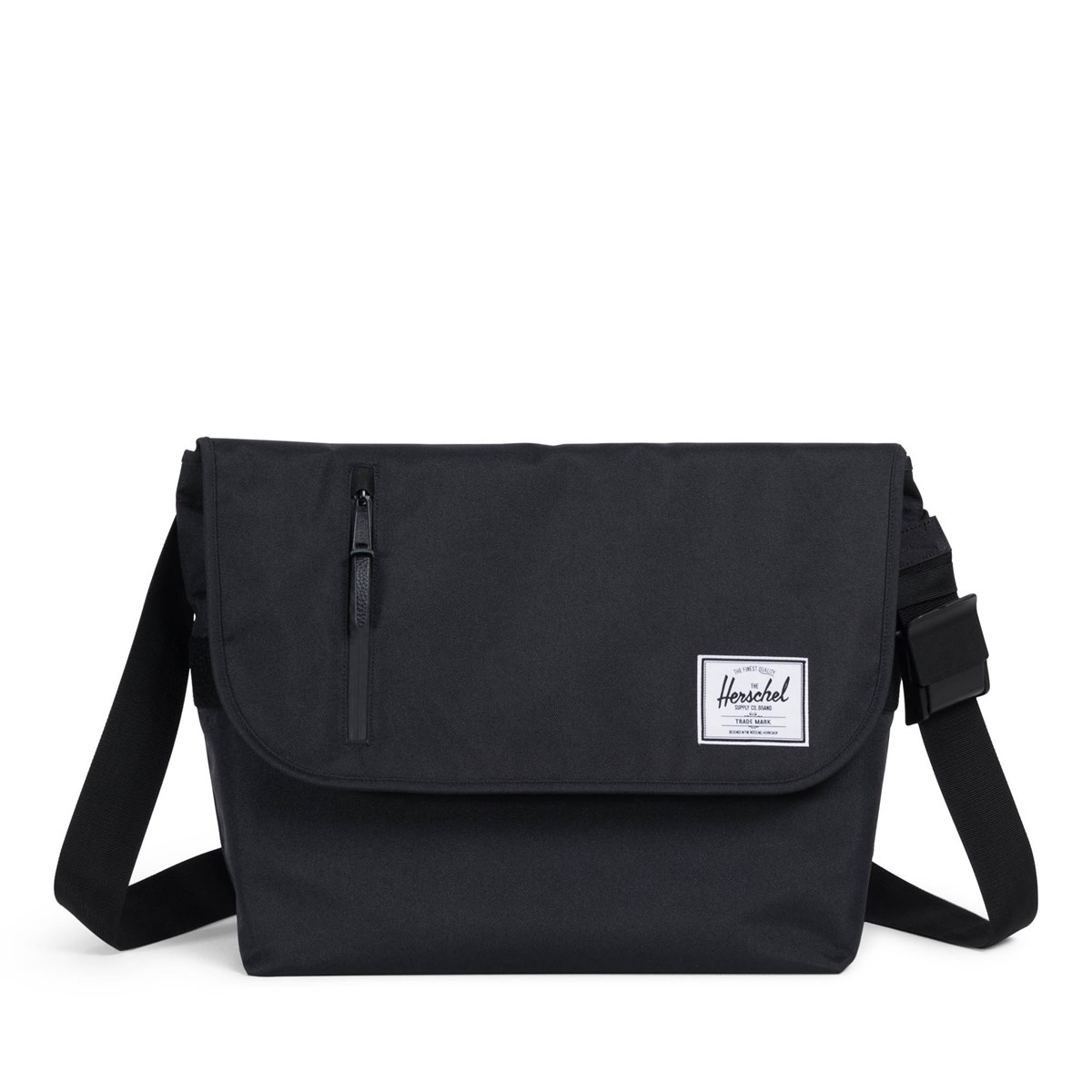 Odell Black Cross-Body Bag