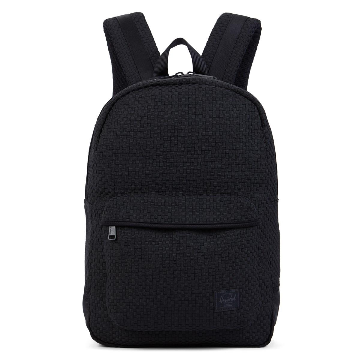 53d453da8ad Woven Lawson Black Backpack. Previous. default view  ALT  ALT2