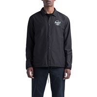 Men's Voyage Coach Black Jacket