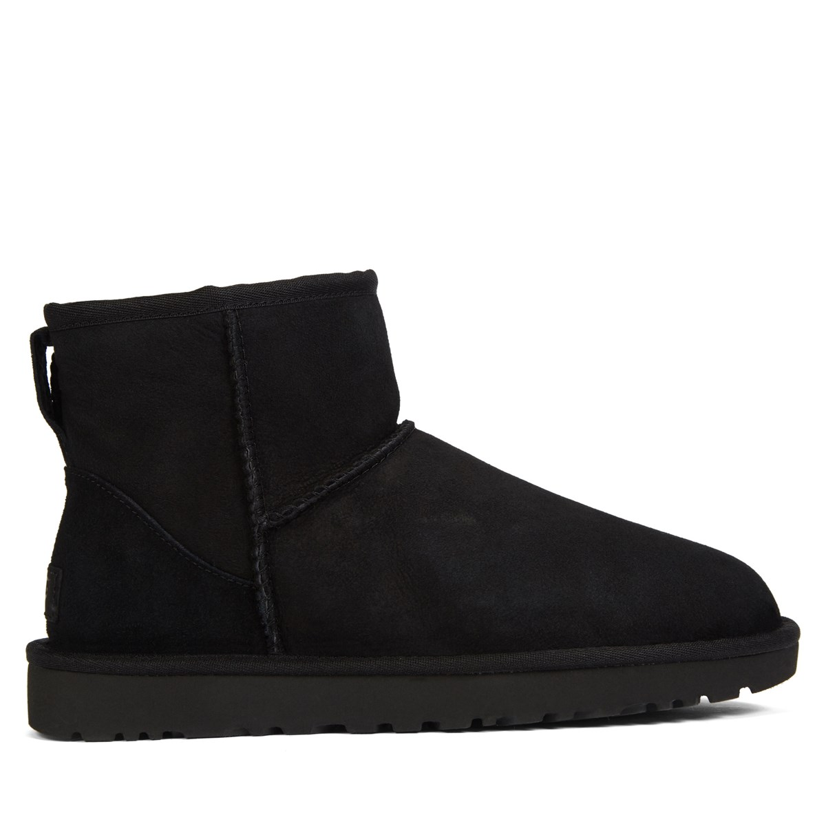Women's Classic Mini II Boots in Black