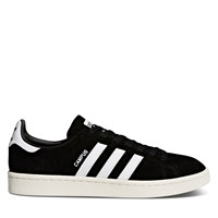 Men's Campus Sneakers in Black